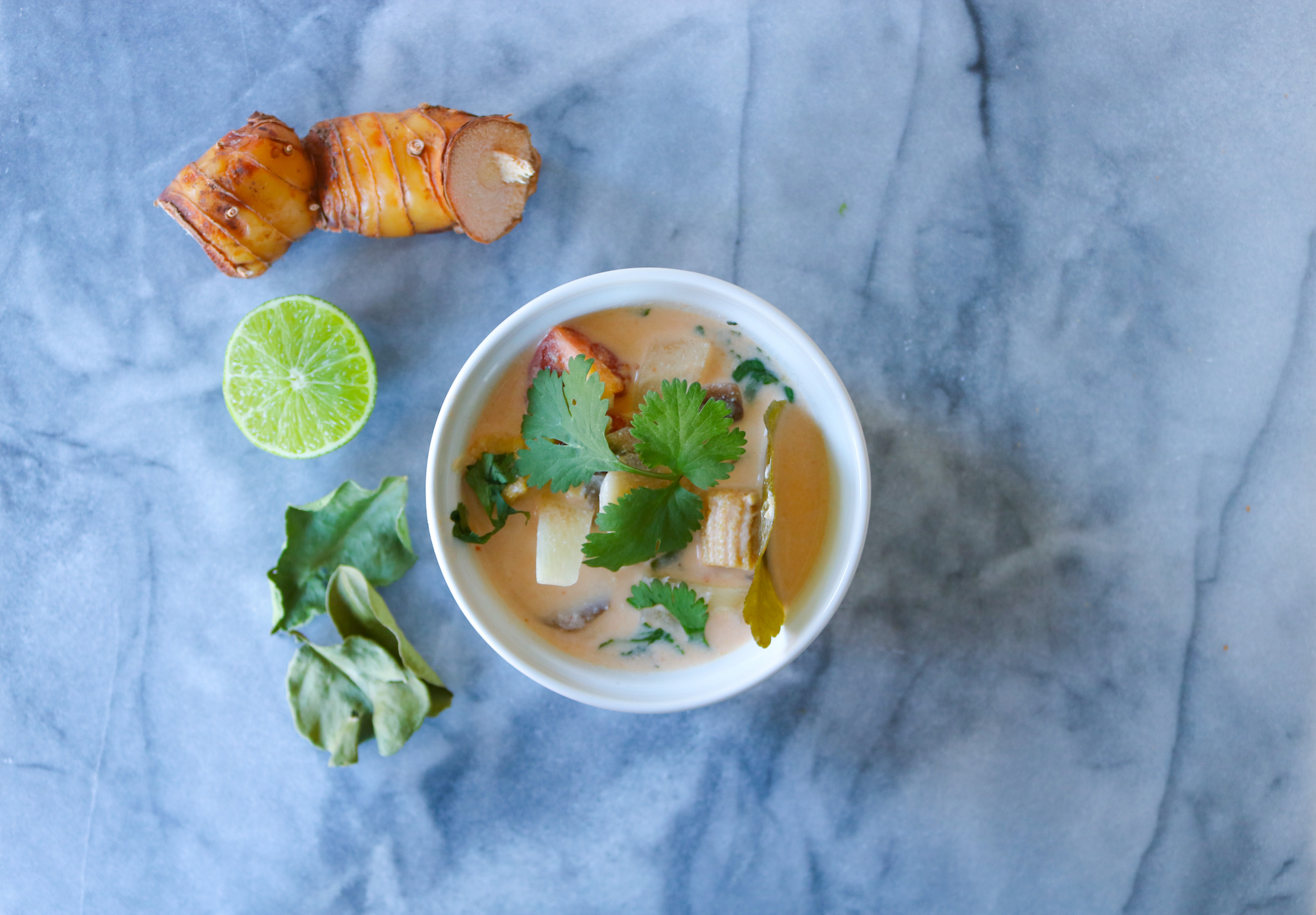 Tom Kha Soup in the Instant Pot - Instapottin\' With Poonam